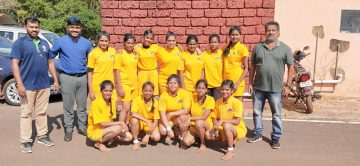 kabaddi women's team 2019-20