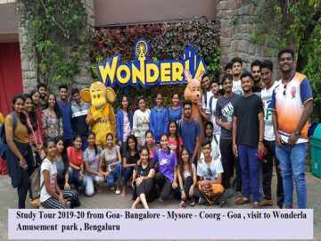 Visit to Amusement Park Wonderla edited